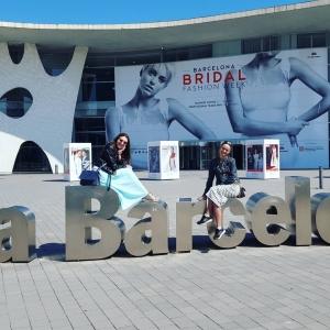 Незабываемая неделя свадебной моды в Испании, Барселона!