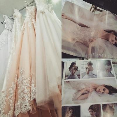свадебные платья в размерах L-XL - новые поступления!